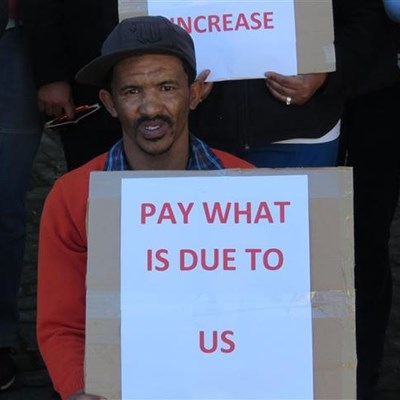 Day 3 of Post Office strike