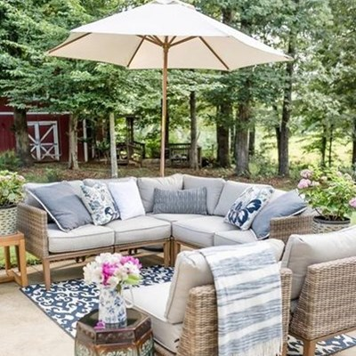 Create your own perfect patio