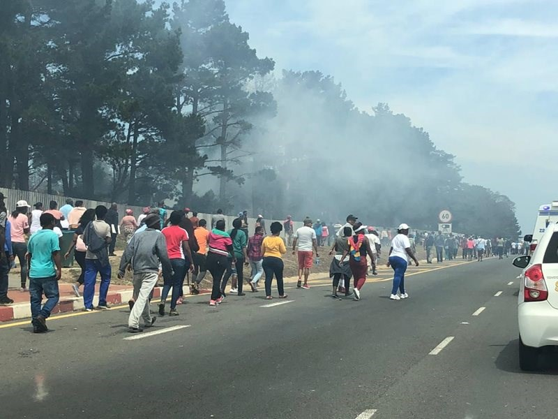 Motorists warned: Avoid N2