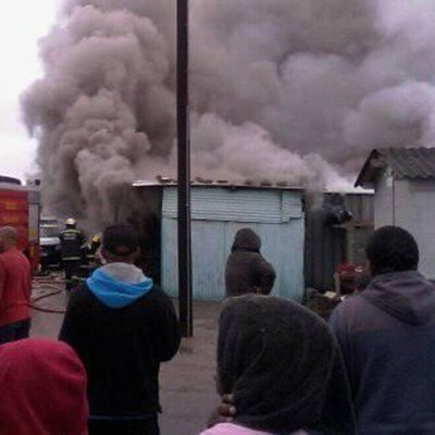 Residents fed up with fires