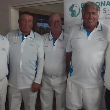Winners of Hofmeyr Classic
