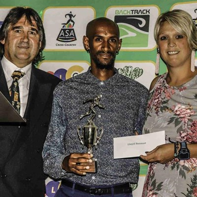 Top SWD athletes awarded
