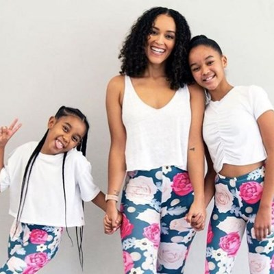 Leanne Dlamini on raising daughters with a healthy body image