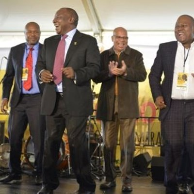 Private sector help needed to tackle jobs crisis: Ramaphosa
