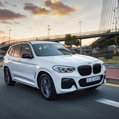 BMW expands local X3 range with Mzansi Edition model