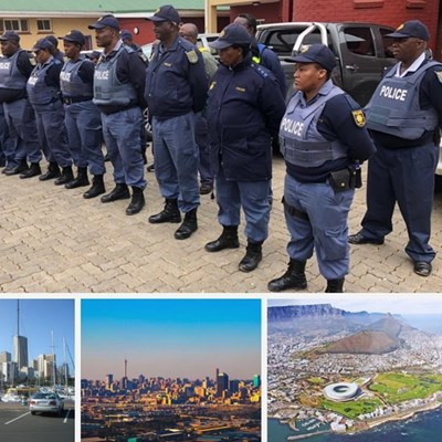 Crime stats: The worst 10 precincts in SA in 2019