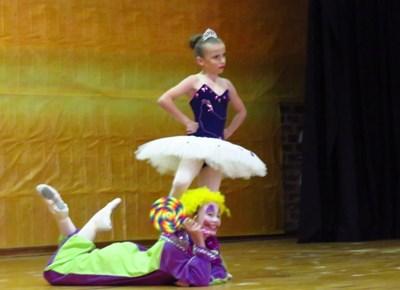Ballet showcase