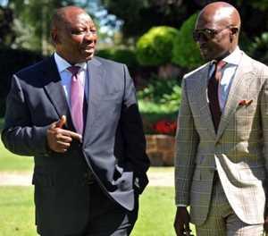 Can Gigaba survive Ramaphosa's biggest test?