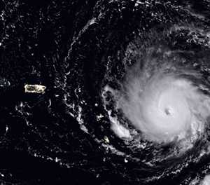 Hurricane, cyclone, typhoon, tornado – what's the difference?