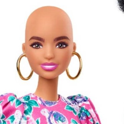 Mattel further diversifies iconic range of Barbie dolls with hairless Barbie