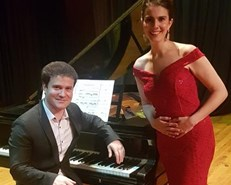 World-class performers captivate