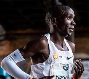 Kipchoge targets sub-two hour marathon in Vienna