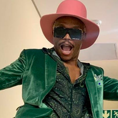 Somizi puts homophobic tweep on blast after questions about his fatherhood