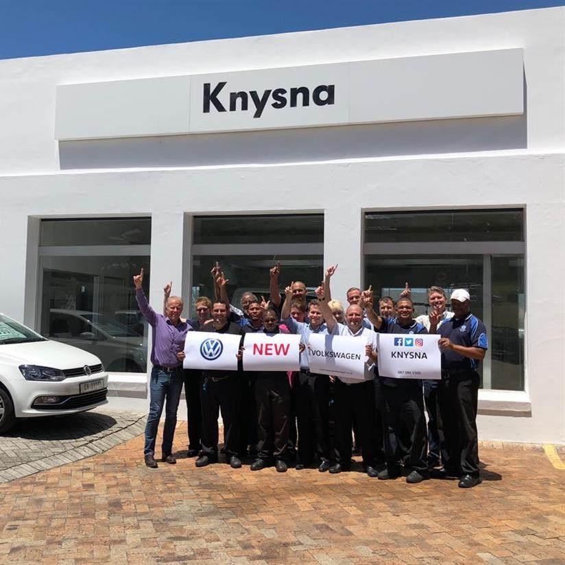 New Volkswagen Knysna: It's all about the people