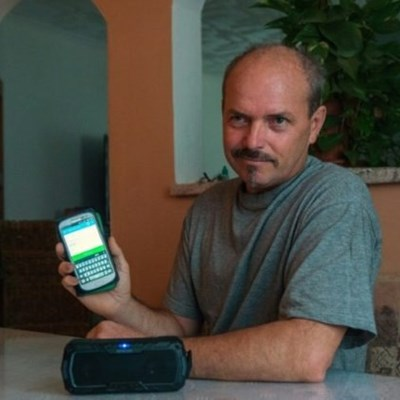 New app gives throat cancer patients their voice back