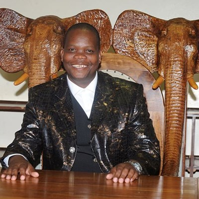 Venda king to pay back R17 million from VBS as he fights to keep his crown