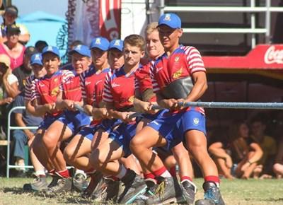 Oakdale maak skoonskip by SA toutrekkampioenskap