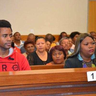 Weermagmoord: Dag 3 in die hof