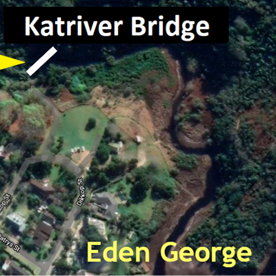 Saving the Kat River Bridge Project