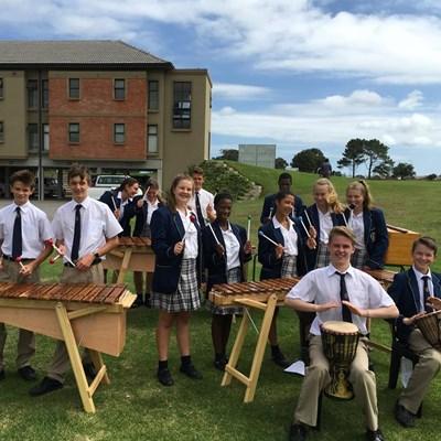 Eerste nasionale skole-orkeskompetisie