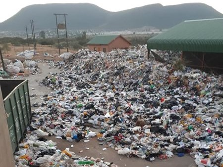 Municipality embarks on clean-up campaign