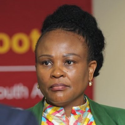 Public protector reportedly warns on her removal