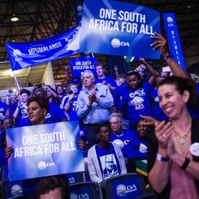DA to host SA's 'biggest online political rally' in May