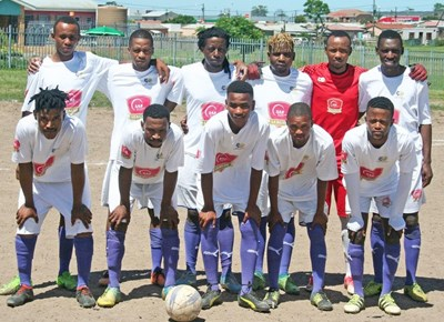 Top Gear Tournament champions won by Abahlali Football Club