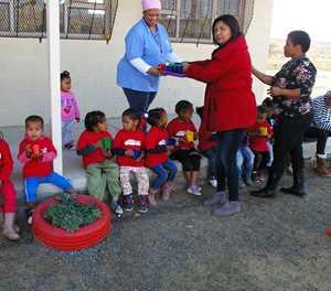 SAPD neem deel aan Madibadag