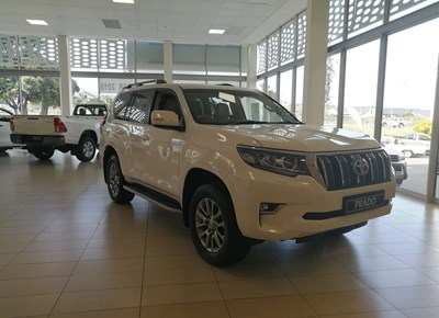 Halfway Toyota | Pick of the Week | Land Cruiser PRADO
