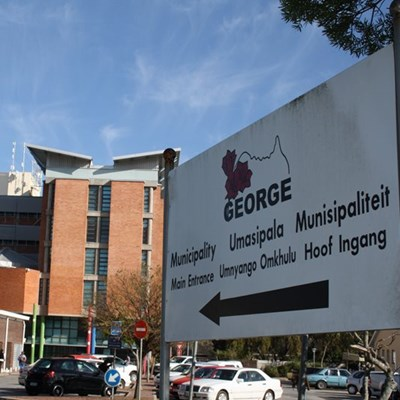 De Lille on corruption at George Municipality