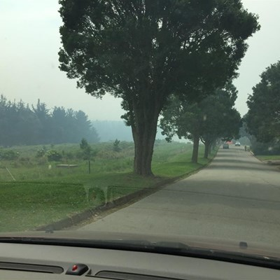 Update on Outeniqua Fires