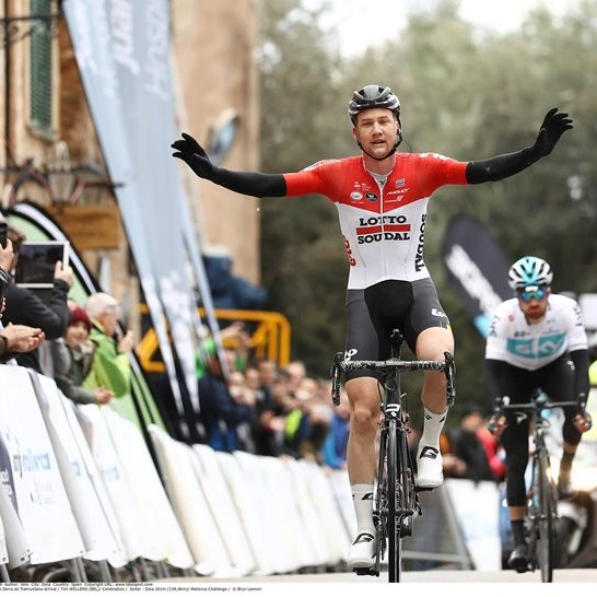Wellens wins Ruta del Sol, Froome 10th