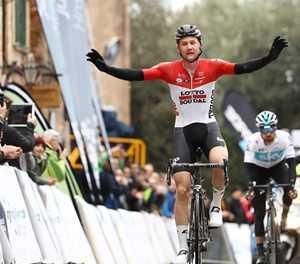 Wellens wins Ruta del Sol, Froome 10th