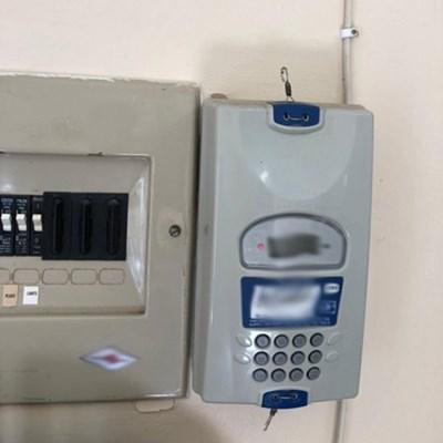 Electrical meter audit underway