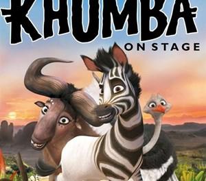 Khumba on stage