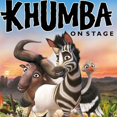 Khumba on stage