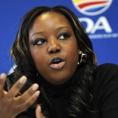 DA's Mbali Ntuli shortlisted for international award