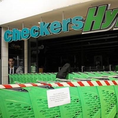 Update: Checkers Hyper fire