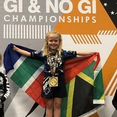 World champ at age 7