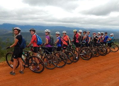 Oakhill Grade 10 Odyssey expedition