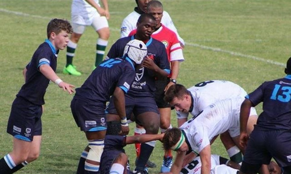 Union's rugby teams take on Muir