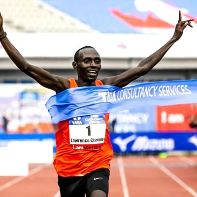 Cherono wins Boston Marathon thriller