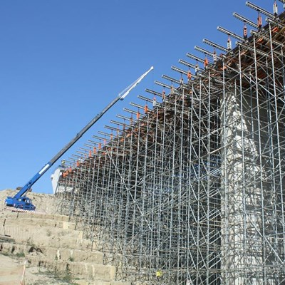N2 Gwaiing River bridge project resumes