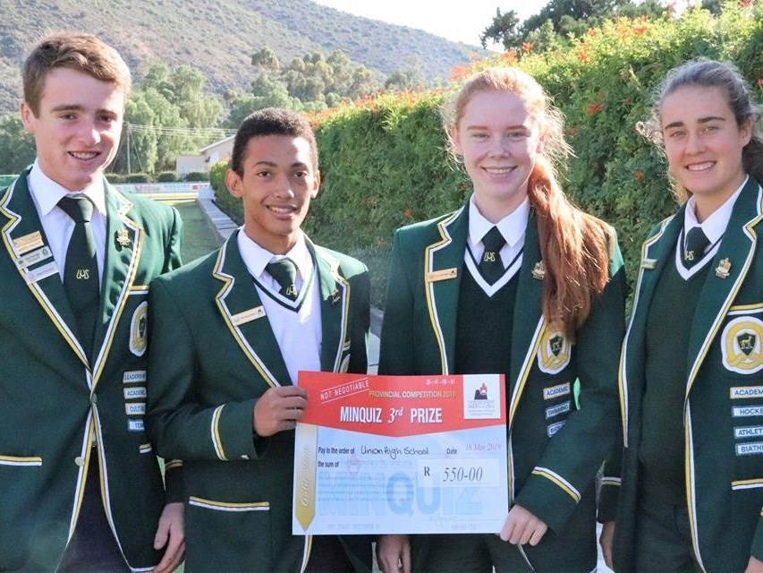 Learners excel in 2019 MinQuiz