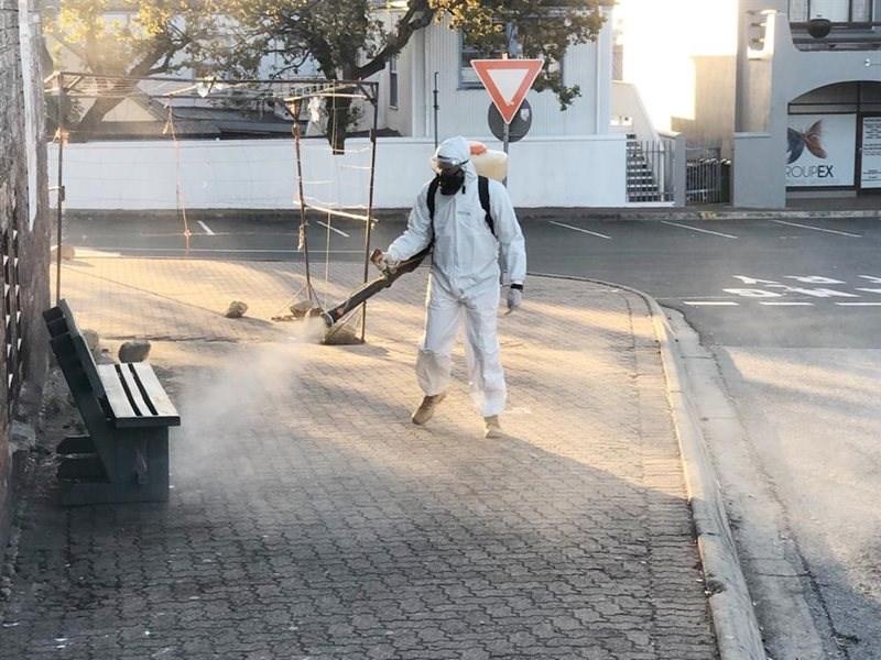 Plettenberg Bay virus fog-off is back on track