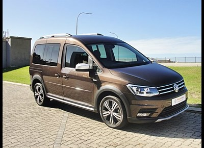 Tavcor MasterCars George | Pick of the Week | VW Caddy Alltrack Trendline DSG