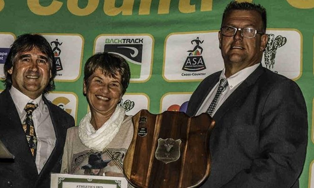 Athletics SWD awards top athletes