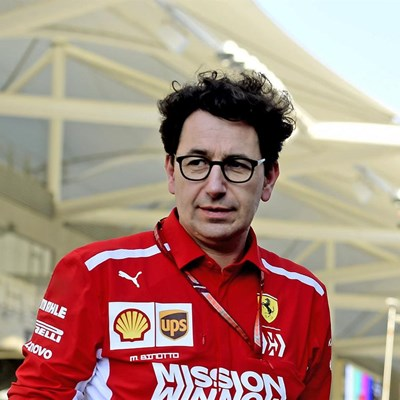 Ferrari gets new F1 boss
