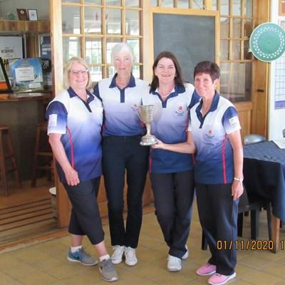 George Club Trips champions